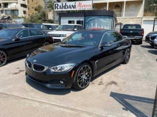 BMW 435 serie 4 2015