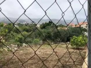 Land for sale in Edde Jbeil