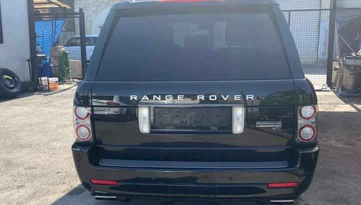 Range Rover Vogue HSE 2010