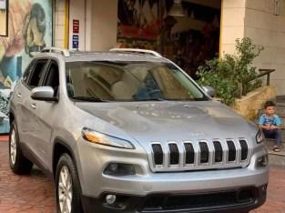Jeep Cherokee 4WD 2015