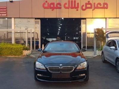 BMW 650 Sport 2012