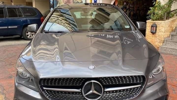 Mercedes CLA 250 AMG 4 Matic 2017