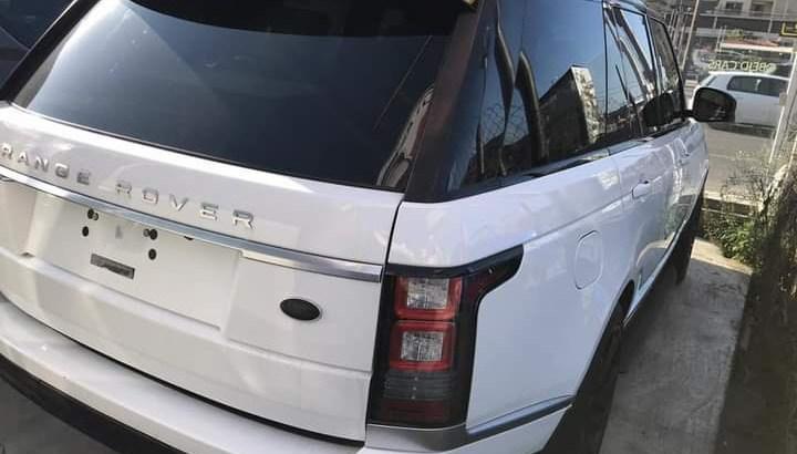 Range Rover Vogue V8 2015