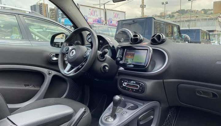 Smart Passion Cabriolet 2017