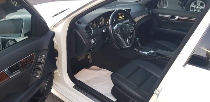 Mercedes C 300 4 Matic 2014