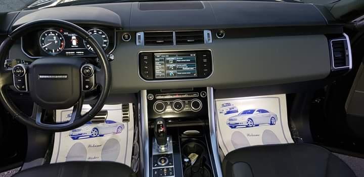 Range Rover Sport V8 2014