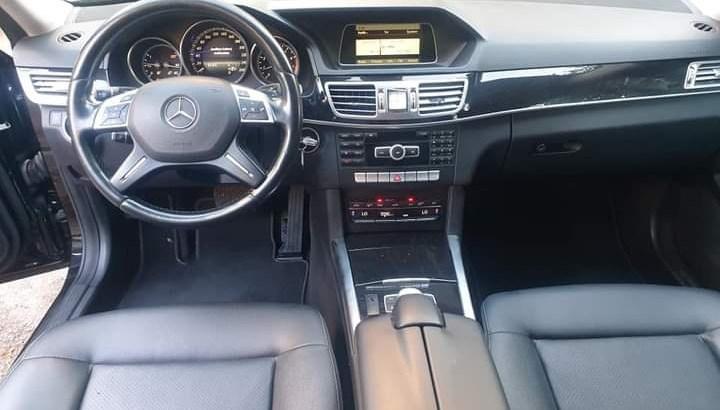 Mercedes E 200 T 2015
