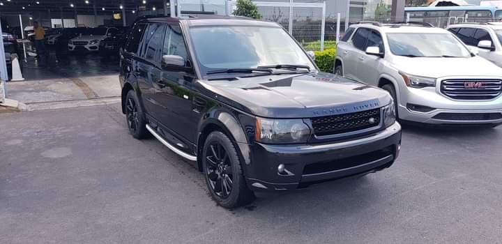 Range Rover Sport 2013