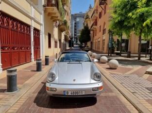 Porsche Carrera 4 1991