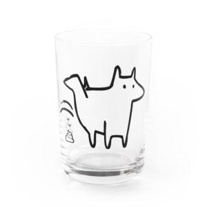 DOGGY グラス