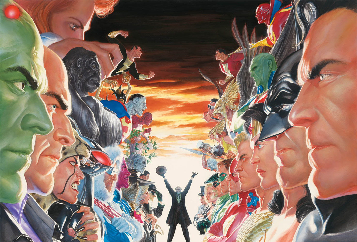 Image result for justice alex ross