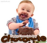 funny chocolate day
