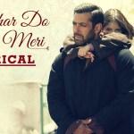 'Bhar Do Jholi Meri' Lyrics – Adnan Sami | Bajrangi Bhaijan