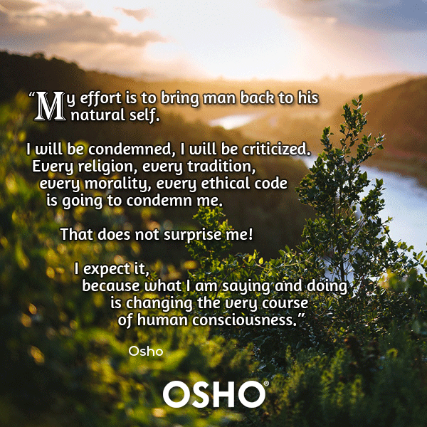 Osho Quotes On Love