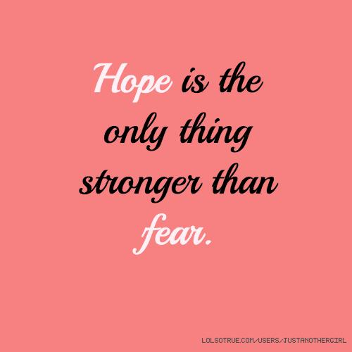 hope quotes tumblr