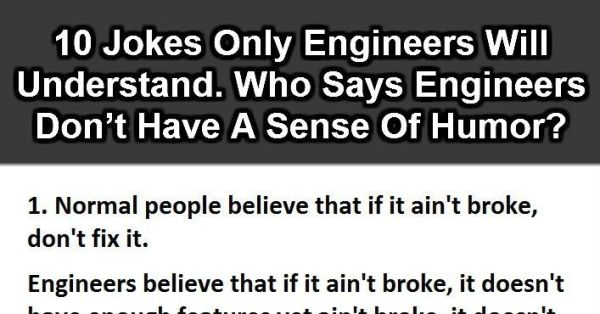engineer jokes