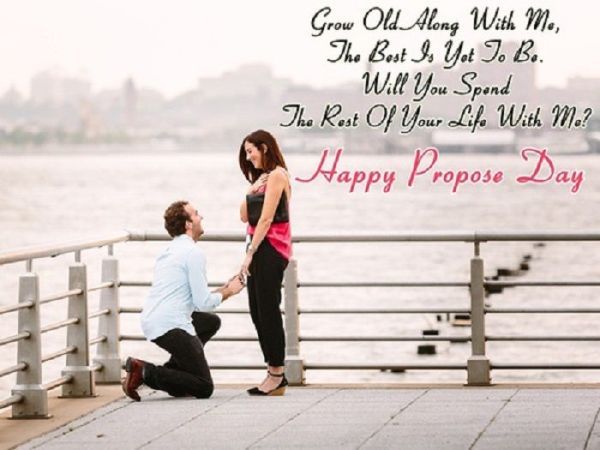 Romantic Propose Day