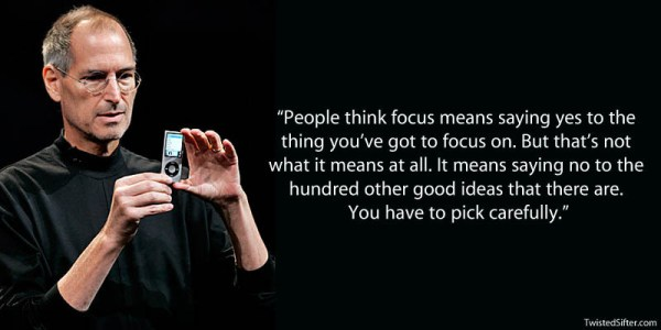 Quotes Steve Jobs