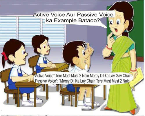Jokes For Kids in Hindi