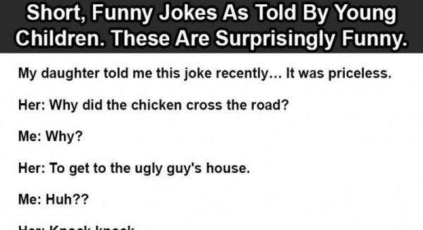 short funny jokes