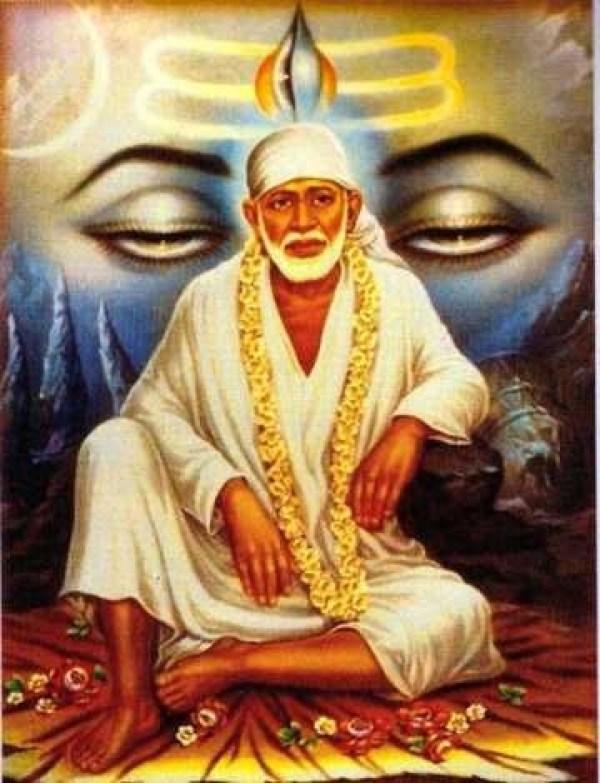 Sai Baba Hd Wallpaper