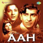 Sunte The Naam Ham Jinka Bahar Se - Movie Aah Song By Lata Mangeshkar