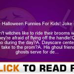 Halloween Funnies For Kids Joke Pinoy Jokes
