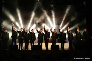 The 12 Tenors - Neuss @ Stadthalle Neuss | Neuss | Nordrhein-Westfalen | Deutschland