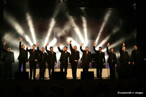 The 12 Tenors - Wuppertal @ Historische Stadthalle Wuppertal | Wuppertal | Nordrhein-Westfalen | Deutschland