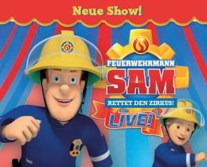 Feuerwehrmann Sam - Aschaffenburg @ Stadthalle Aschaffenburg | Aschaffenburg | Bayern | Deutschland