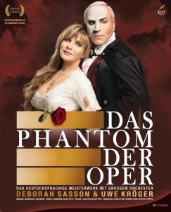 Das Phantom der Oper mit Deborah Sasson und Uwe Kröger - Limburg @ Stadthale Limburg | Limburg an der Lahn | Hessen | Deutschland