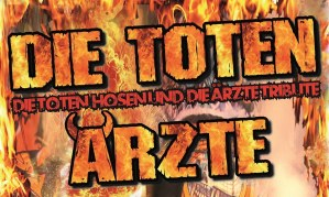 Die toten Ärzte LIVE @ Stadthalle Olpe | Olpe | Nordrhein-Westfalen | Deutschland