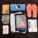O que levar na mochila para longas viagens