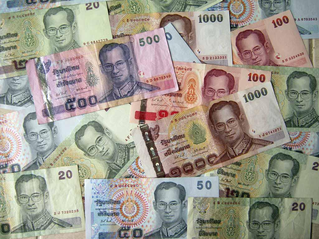 Baht Tailandês