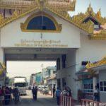 Como fazer a travessia por terra Tailândia – Myanmar
