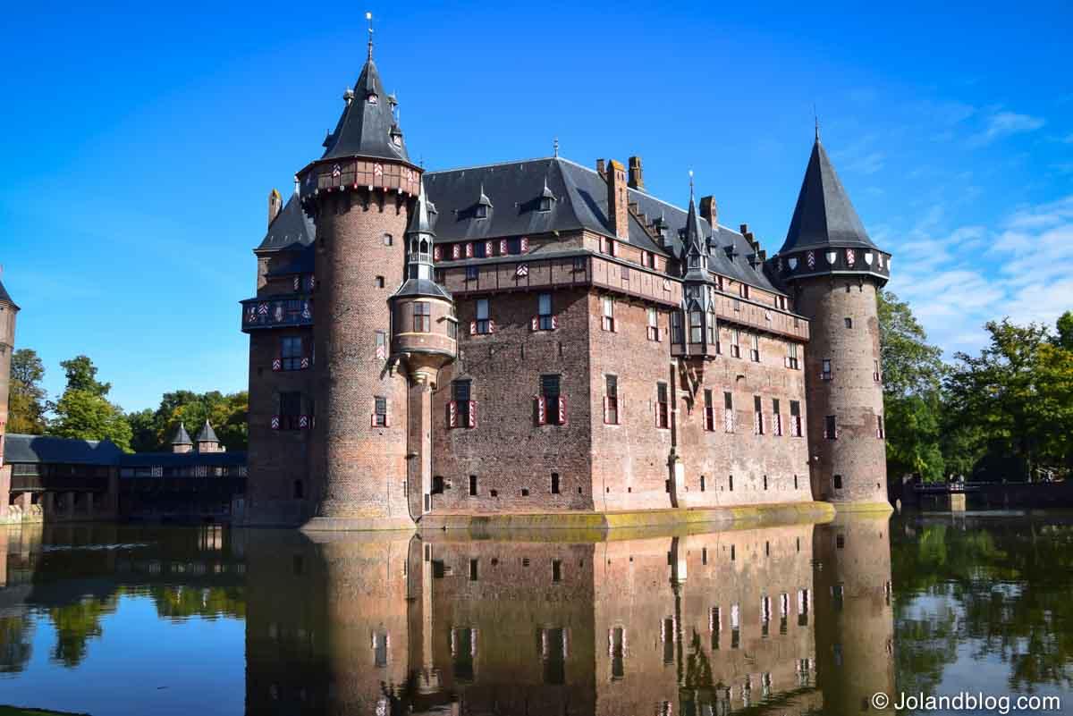 kasteel de haar | Utrecht | Holanda