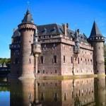 kasteel de haar   Utrecht   Holanda
