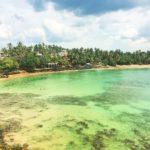 A última semana no Sri Lanka. Praias, surf e uma casa de sonho.