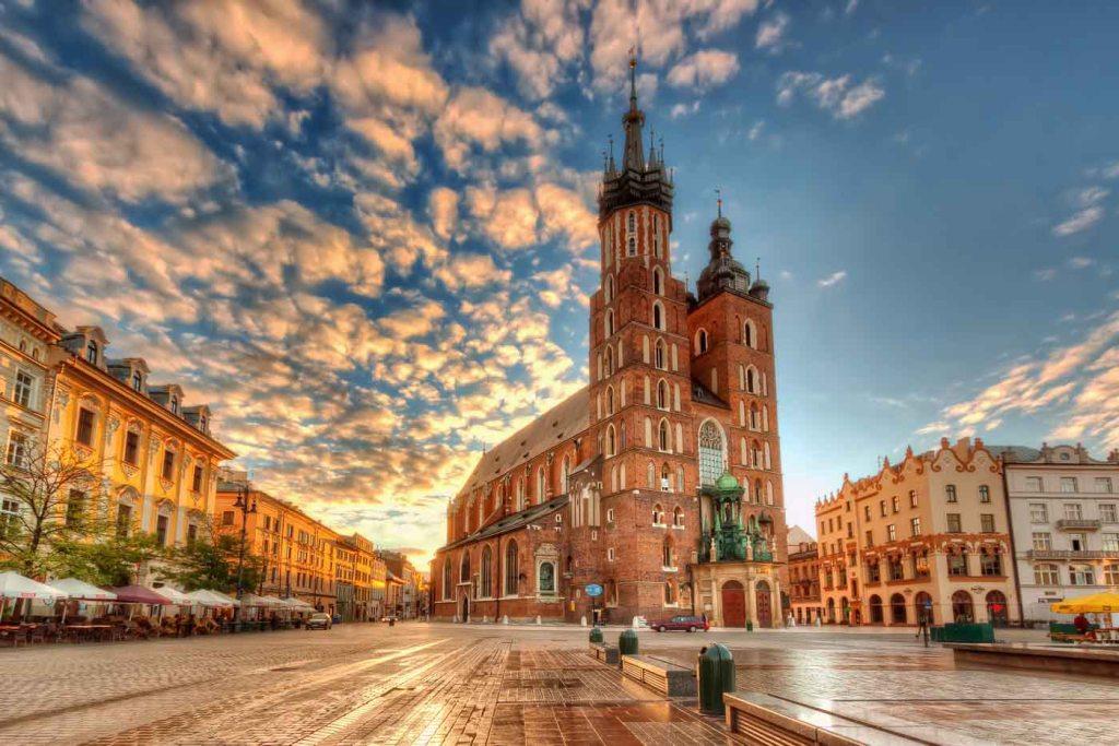 Cracóvia Polónia