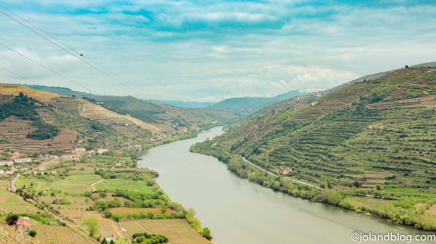 Vista sobre o Douro