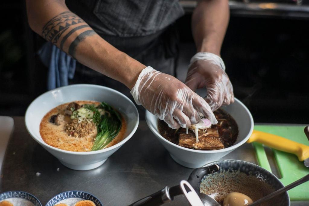 Street Food em Manila