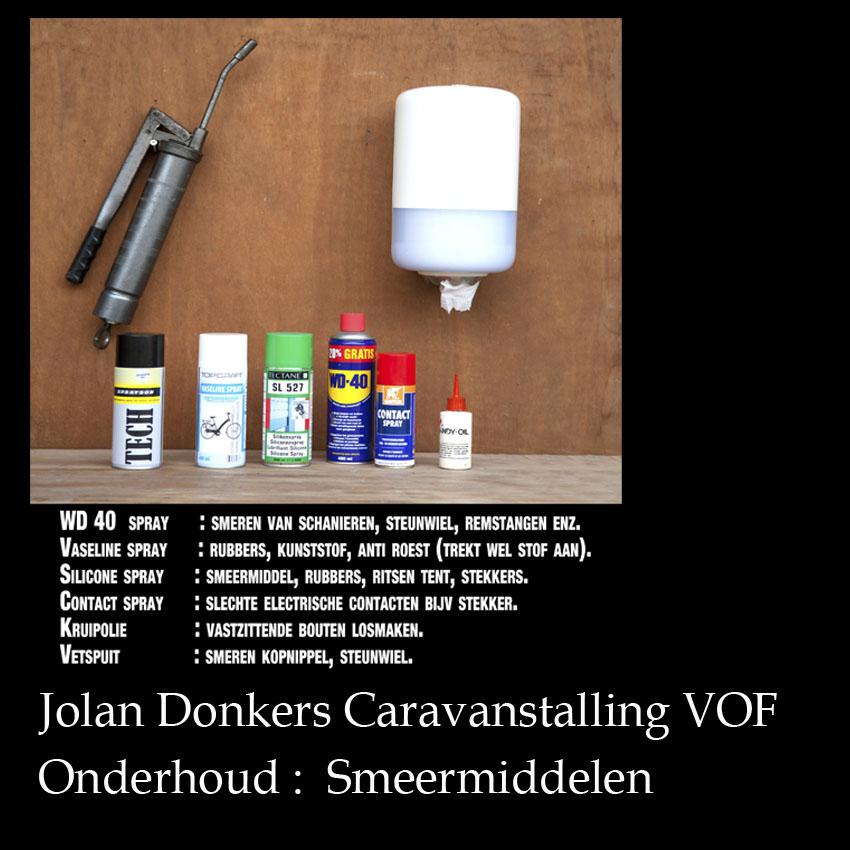 18 Onderhoud smeermiddel