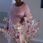My mother, Zerena Clarke