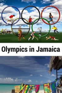 Seriously, can you imagine if one year Jamaica won the bid to host the olympics? Olympics in Jamaica! Even the sound of it isn't right. And although for a very tiny country doing so well on the world stage, we wouldn't have the capacity. Or would we? To laugh more, read this post.