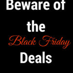 The phrase buyer beware has true real meaning at this time of the year! Don't be caught out.
