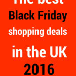 Black Friday deals are in the UK too! Even though we don't celebrate Thanksgiving, we get to have the deals on thousands of items. Click to read the post.