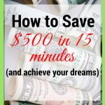 Wall Street guru JT shares how to save money and better your life at the same time. Save now and share!