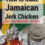 Your friends won't believe that you can actually make this yourself! Will you share your Jerk Chicken marinade recipe?