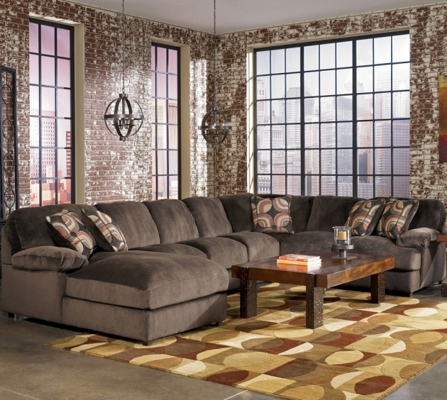 Small Contemporary Sectional Sofa