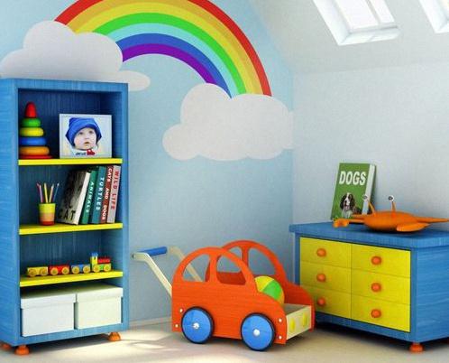 chambre de bebe ou d enfant
